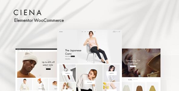 Ciena - Fashion WooCommerce WordPress Theme TFx ThemeFre