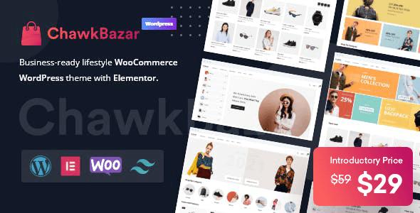 ChawkBazar - Lifestyle WooCommerce WordPress theme TFx ThemeFre