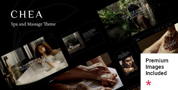 Chea - Spa and Massage Theme TFx WordPress ThemeFre